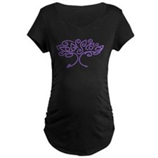 yoga tree pose illustration T-Shirt