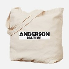 Anderson Native Tote Bag