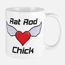 Rat Rod Chick Mug