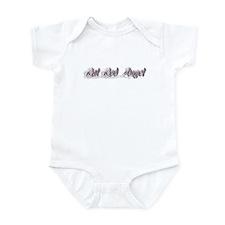 Rat Rod Angel Infant Bodysuit