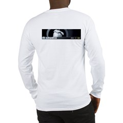 CeramicLogo300dpi Long Sleeve T-Shirt