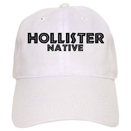 Hollister Native Cap