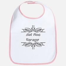 Rat Rod Garage Bib