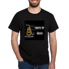 Dont Tread On Me Tea Party 1 T-Shirt