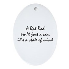 A Rat Rod Isn't Just A Car It's A State Of Mind Or