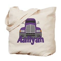 Trucker Aaliyah Tote Bag