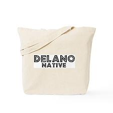 Delano Native Tote Bag
