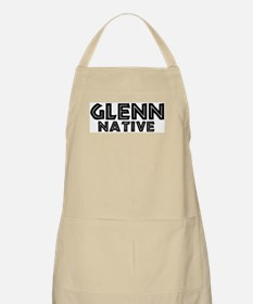 Glenn Native BBQ Apron