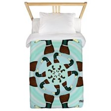 Mallards Everywhere! Twin Duvet