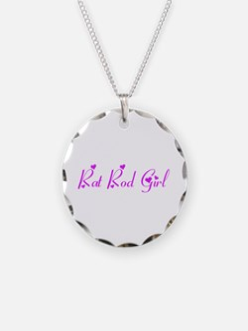 Rat Rod Girl Necklace