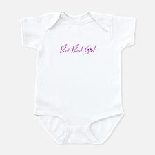 Rat Rod Girl Infant Bodysuit