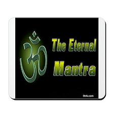 Om Aum The Eternal Mantra Mousepad