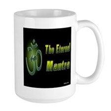 Om Aum The Eternal Mantra Mug