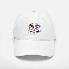 "Jack Russell Terrier ""PAIR OF JACKS"" Baseball Baseball Cap"