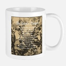 The Lords Prayer Vintage Mug