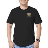Biblical Fitted T-shirts (Dark)