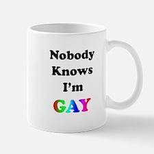 Nobody Knows Mug