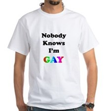 Nobody Knows Shirt