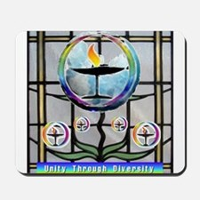 Unitarian 3 Mousepad