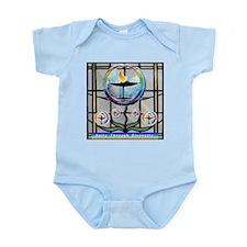 Unitarian 3 Infant Bodysuit