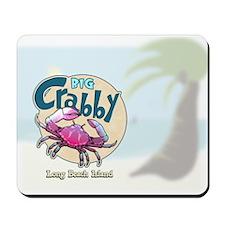 Big Crabby... Mousepad