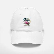 Big Crabby... Baseball Baseball Cap