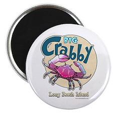 Big Crabby... Magnet