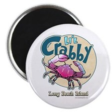Li'l Crabby... Magnet