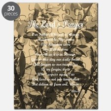 The Lords Prayer Vintage Puzzle