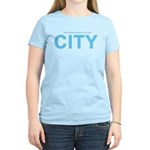 True Mancunians Support City Women's Light T-Shirt