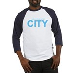 True Mancunians Support City Baseball Jersey