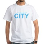 True Mancunians Support City White T-Shirt