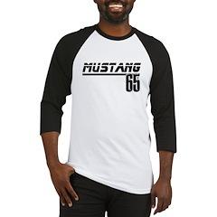 MUSTANG 65 Baseball Jersey