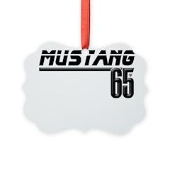 MUSTANG 65 Ornament
