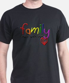 Family Love T-Shirt