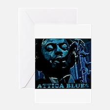 Archie Shepp - Attica Blues Greeting Card