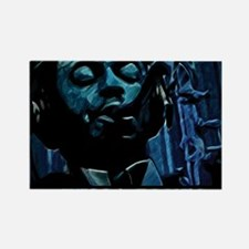 Archie Shepp - Attica Blues Rectangle Magnet