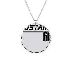 MUSTQANG 66 Necklace