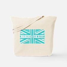 Manchester City Union Jack Tote Bag