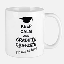 Keep Calm Graduate Small Small Mug