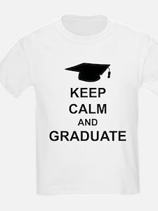 Keep Calm and Graduate T-Shirt