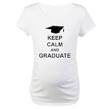 Keep Calm and Graduate Shirt