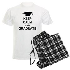 Keep Calm and Graduate Pajamas