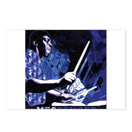 Art Blakey Postcards (Package of 8)