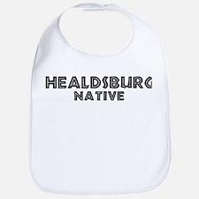 Healdsburg Native Bib