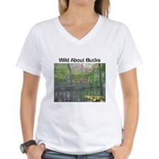 Bowman's Tower Wildflower Preserve T-Shirt