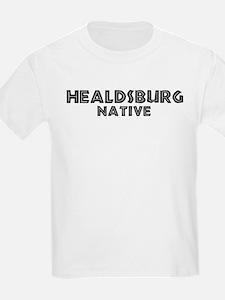 Healdsburg Native Kids T-Shirt
