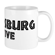Healdsburg Native Coffee Mug