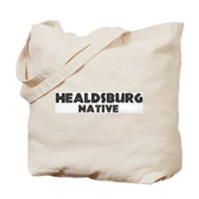 Healdsburg Native Tote Bag