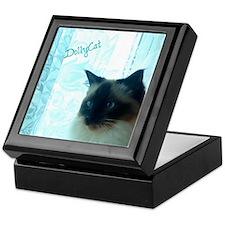 DollyCat Beauty - Ragdoll Cat - Keepsake Box